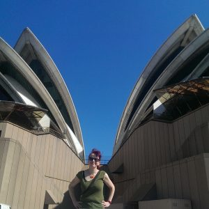 Me and the Sydney Opera House