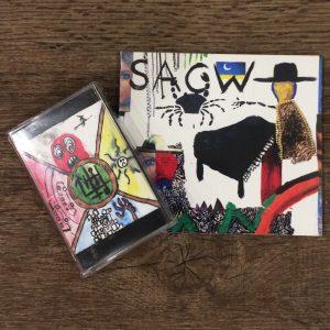 Cassette and CD by Scott & Charlene's Wedding